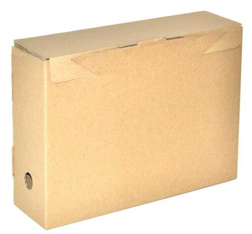 Pudełko archiwizacyjne, szare