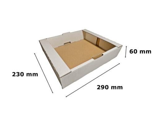 Pudełko na ciastka C1 290x230x60