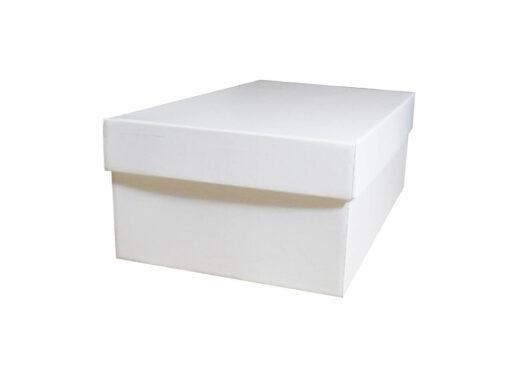 Pudełko na buty białe