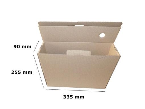 Pudełko Archiwizacyjne wymiary 335x90x255